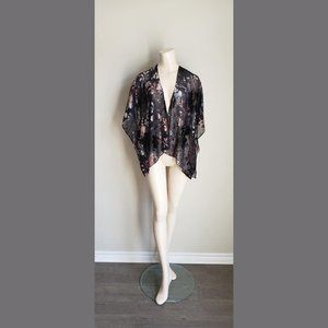 Loft Short Kimono
